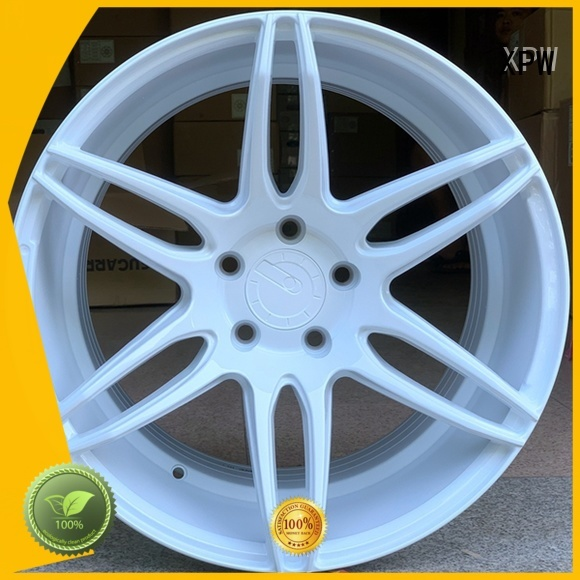 XPW auto 18 inch alloy wheels manufacturing for cars