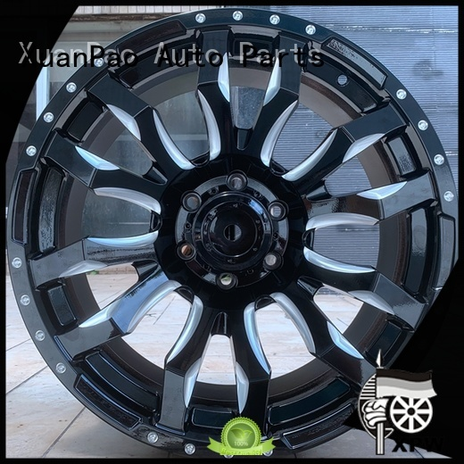 XPW factory supply 20 inch rims manufacturing for vehicle