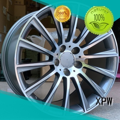XPW cost-efficient chrome mercedes wheels manufacturing for Benz car series