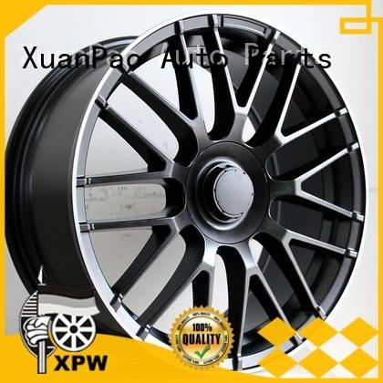 XPW durable mercedes benz s550 rims supplier for mercedes
