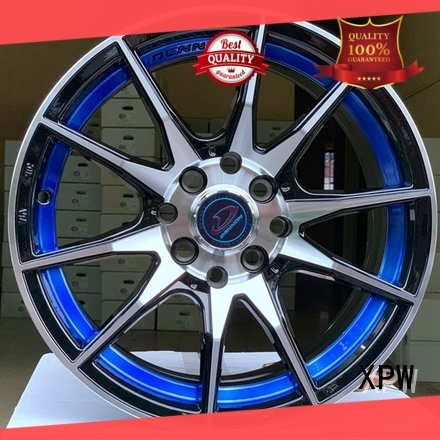 XPW professional 5x5 15 inch wheels wholesale for Toyota