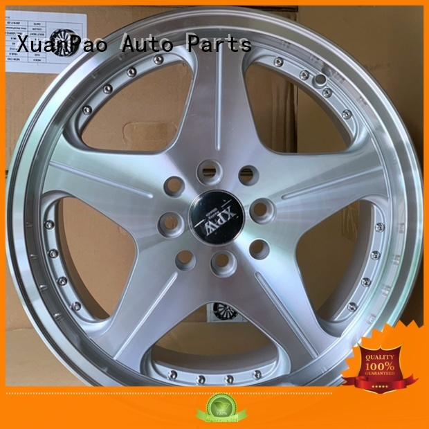 durable 16 black rims black customized for Toyota