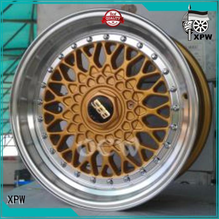 XPW good price 16 inch steel rims OEM for vehicle