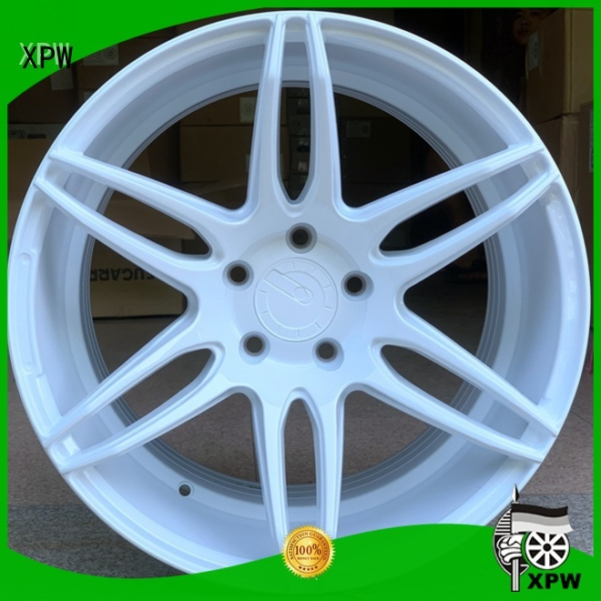 XPW cost-efficient 18 inch black alloys OEM for Toyota