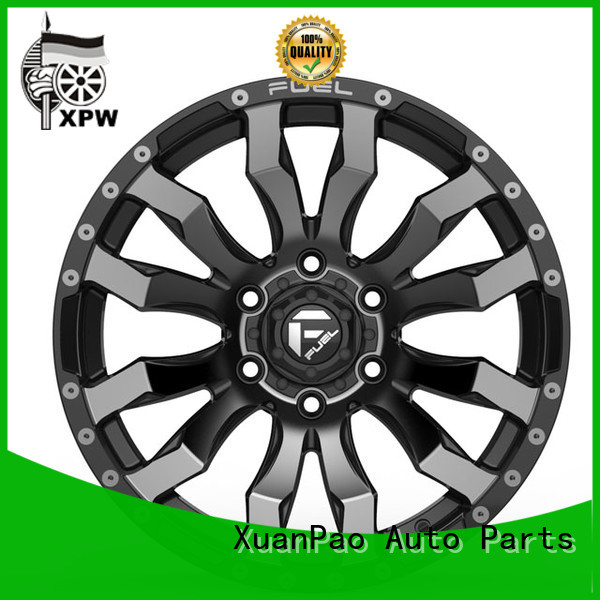XPW professional 15 truck wheels design for vehicle