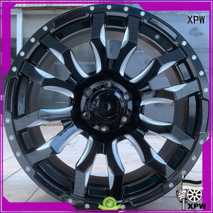 XPW 20 inch truck rims manufacturing for car
