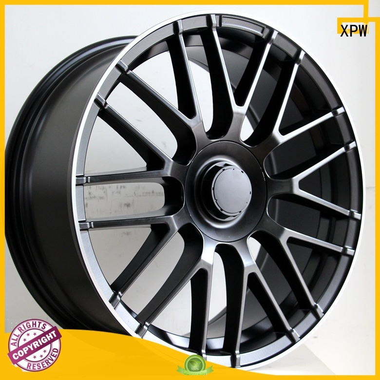 professional mercedes wheel rims aluminum supplier for mercedes