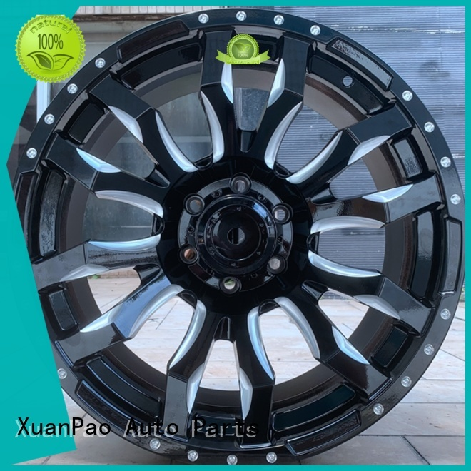 XPW 20inch wheels manufacturing for vehicle