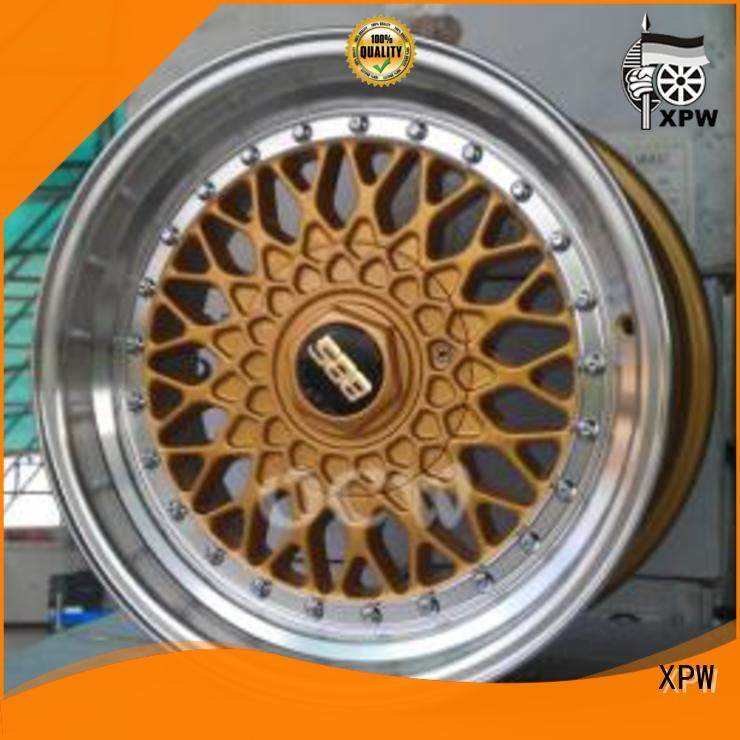 XPW white 15 inch universal rims design for Honda series