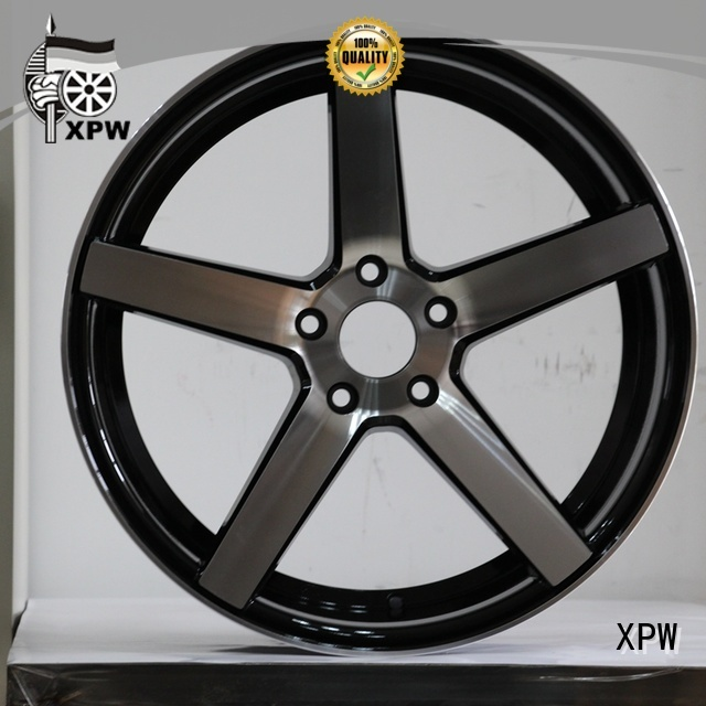 XPW long lasting 15 steel wheels design for vehicle