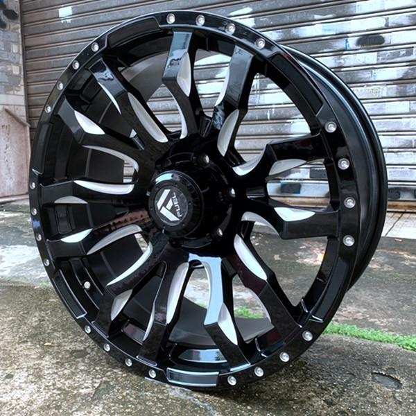 XPW 20 inch truck rims manufacturing for car-2