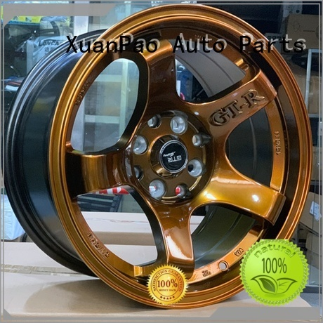 XPW professional 15 alloy rims wholesale for vehicle