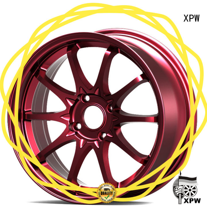 XPW custom discount tire rims series for Toyota