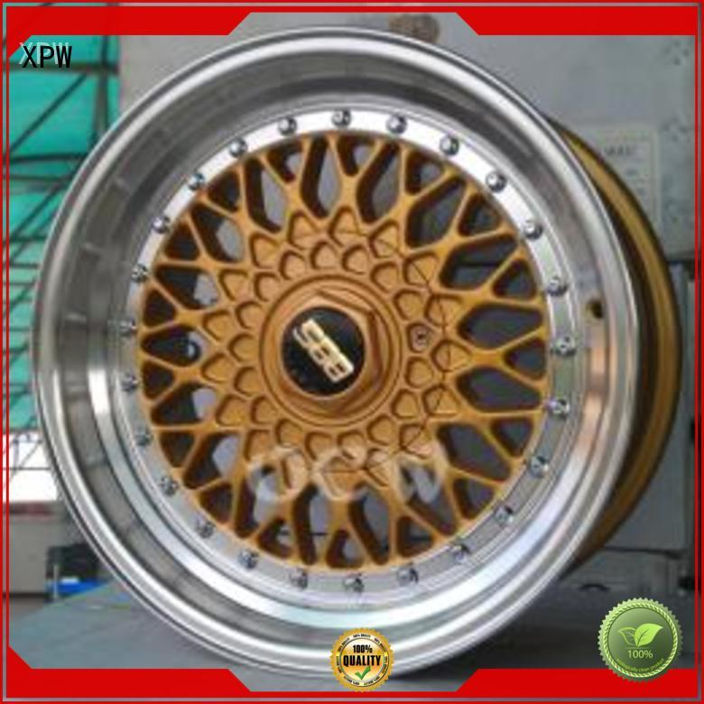 XPW fashion 15x12 steel wheels wholesale for cars