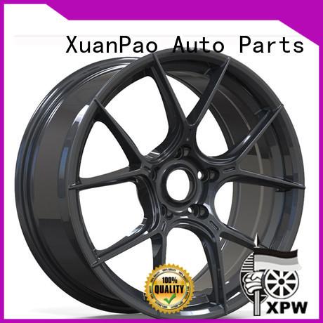 custom 18 wheels for sale aluminum OEM for Toyota