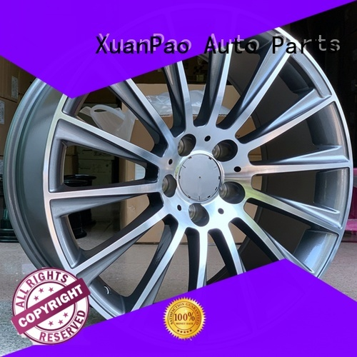 low-pressure casting mercedes custom rims customized for cars XPW