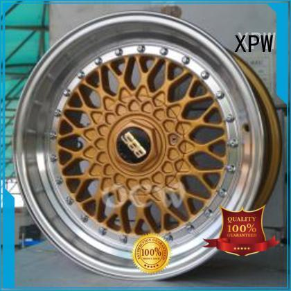 XPW black 16 inch rims 4 lug universal wholesale for cars