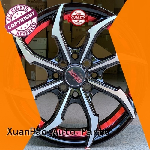 XPW professional 15 inch chery wheels design for Toyota