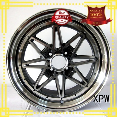 cost-efficient 15 inch alloy wheels aluminum wholesale for vehicle
