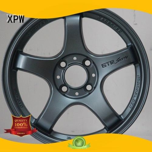 long lasting 15 inch aluminum wheels aluminum customized for Toyota