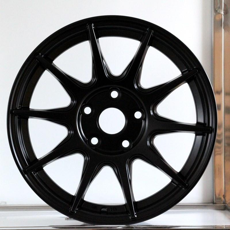 fashion custom black rims alloy series for Toyota-2