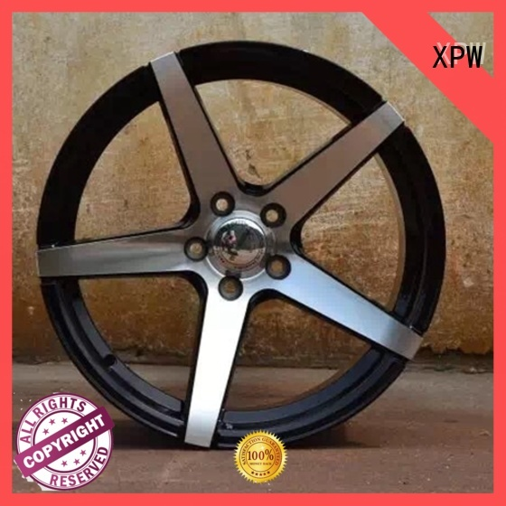 reliable 18 chrome rims auto OEM for cars
