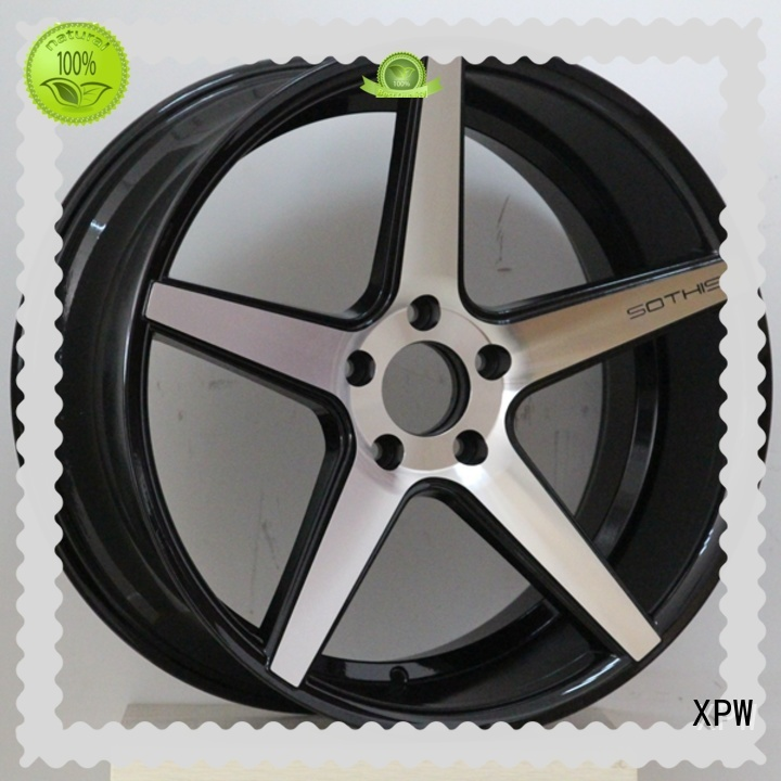 XPW high quality 20 inch rims manufacturing for turcks