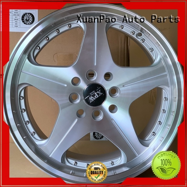 XPW cost-efficient 16 racing wheels wholesale for cars