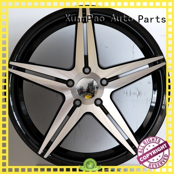 XPW high quality 20 inch rims and tires manufacturing for turcks