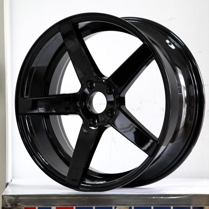 XPW black 16 inch wheels manufacturing for vehicle-3