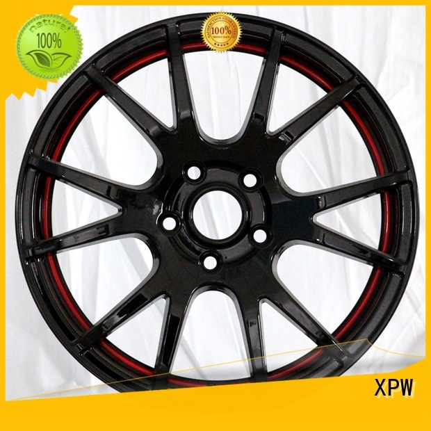 15 inch steel wheels aluminum for vehicle XPW