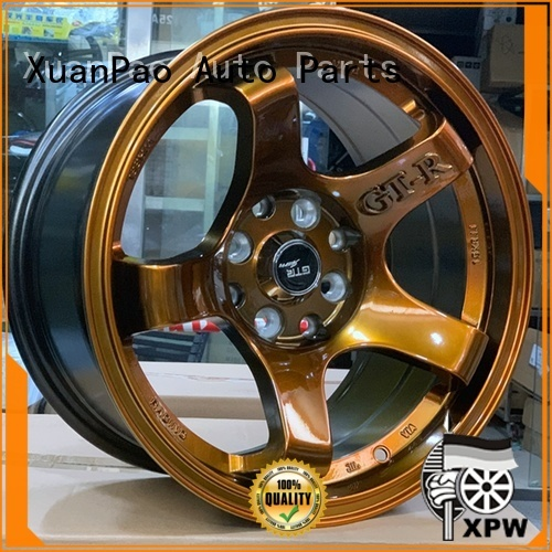 cost-efficient 15 inch truck rims novel design with beautiful shape customized for Toyota