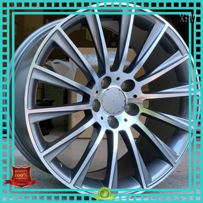 cost-efficient 18 inch mercedes wheels low-pressure casting OEM