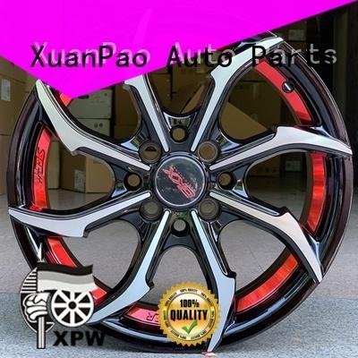 high quality 15 inch honda rims novel design with beautiful shape design for cars
