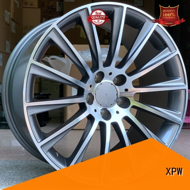 cost-efficient 20inch wheels OEM for vehicle