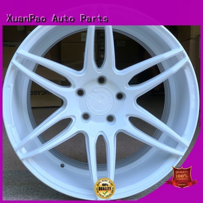 durable all black rims 18 inch alloy customized for Honda series