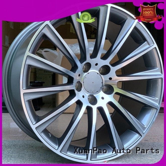 professional mercedes benz rims low-pressure casting manufacturing for Benz car series