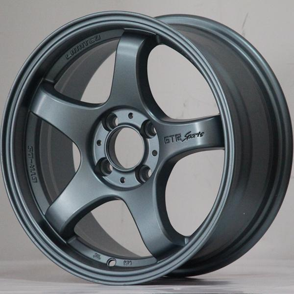 XPW professional black chrome wheels wholesale for Toyota-2