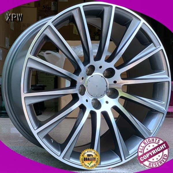 XPW cost-efficient mercedes benz 19 inch rims OEM for Benz car series