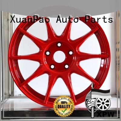 XPW professional 17 alloy wheels wholesale for vehicle
