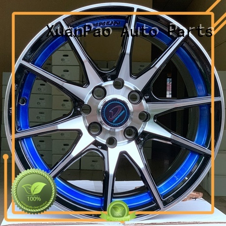XPW cost-efficient 4x100 wheels 15 design for Honda series