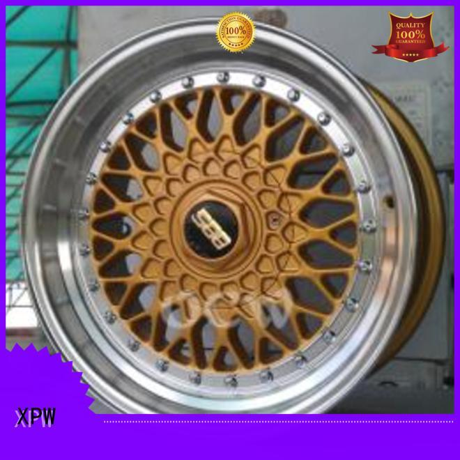 XPW low-pressure casting 16 steel wheels wholesale for cars