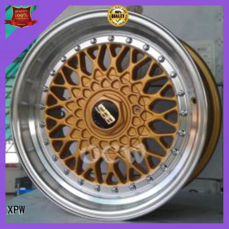 XPW durable oem alloy wheels design for Honda