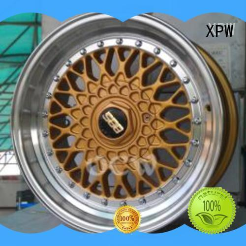 XPW high quality 16 inch black wheels OEM for cars