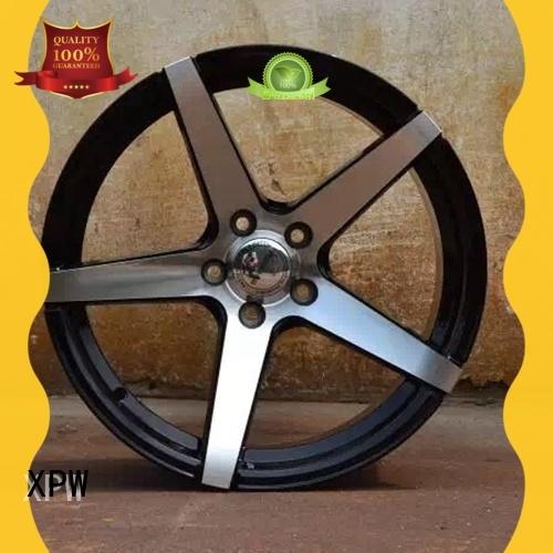 hot selling 18 inch rims and tires matt black OEM for Honda series