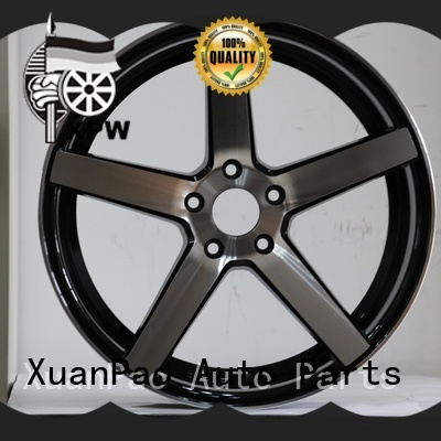 XPW power coating 15 inch alloy wheels manufacturing for vehicle