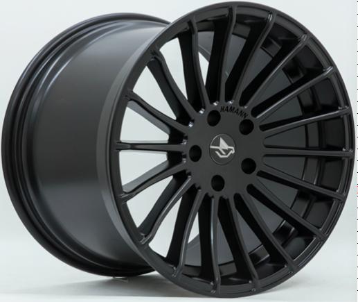 snow alloy wheels show